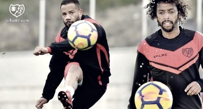 Abdulmajeed y Bebé oficialmente jugadores del Rayo Vallecano