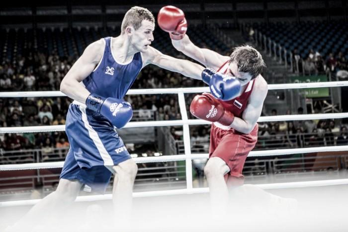 Último atleta profissional do boxe é eliminado na Rio 2016