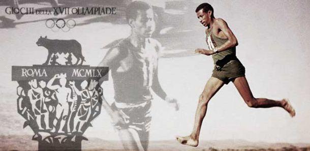 Abebe Bikila, el emperador descalzo
