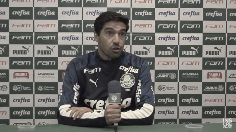Abel Ferreira valoriza vitória contra Red Bull Bragantino e individualiza atuações