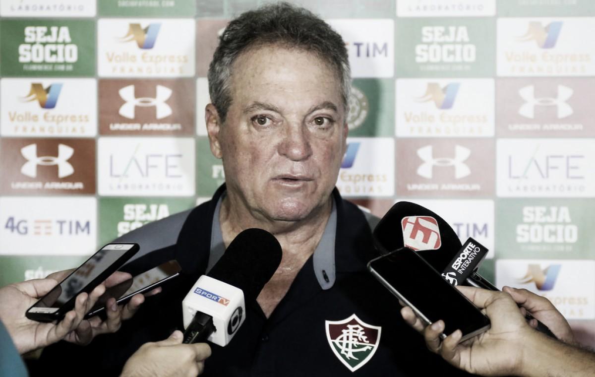 Abel destaca qualidade do Fluminense e elogia atuação no segundo tempo contra o Vitória