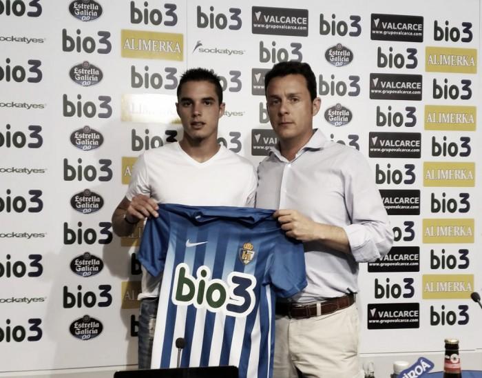 """Abel Moreno: """"Vengo a aportar lo máximo que pueda y a ascender con la Ponferradina"""""""