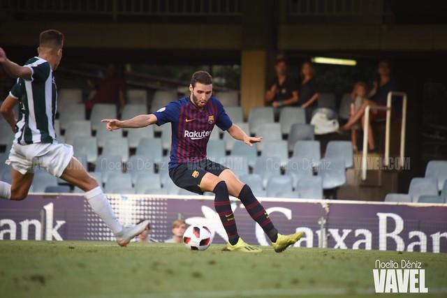"""Abel Ruiz: """"Trabajo cada día para tener oportunidades en el primer equipo"""""""