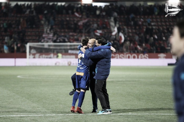"""Abelardo: """"Esta es la grandeza que tiene el fútbol"""""""