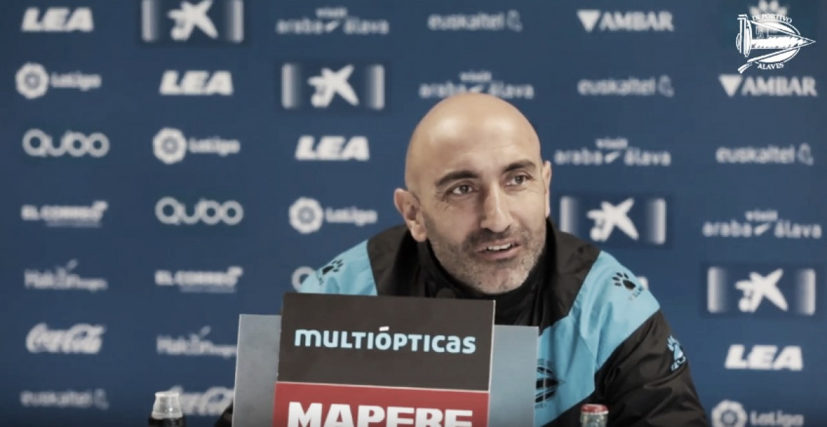 """Abelardo: """"El equipo a mí me transmite muy buenas cosas"""""""