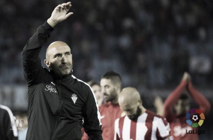 """Abelardo: """"Nuestro objetivo es mantenernos"""""""
