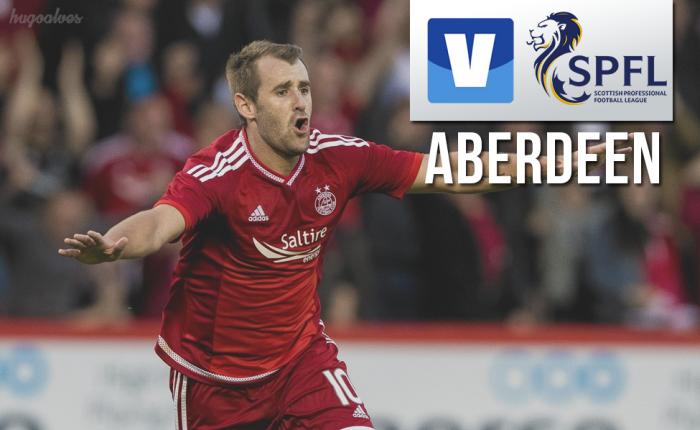 Guia VAVEL SPL 2016/2017: Aberdeen FC