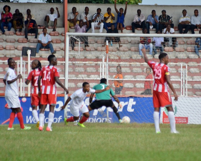 NPFL: Warriors down Heartland in Umuahia