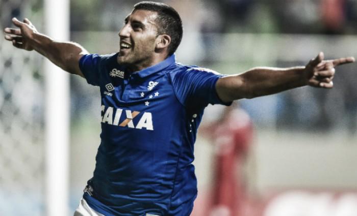 Após marcar três gols seguidos, Ábila almeja números ainda melhores no Cruzeiro