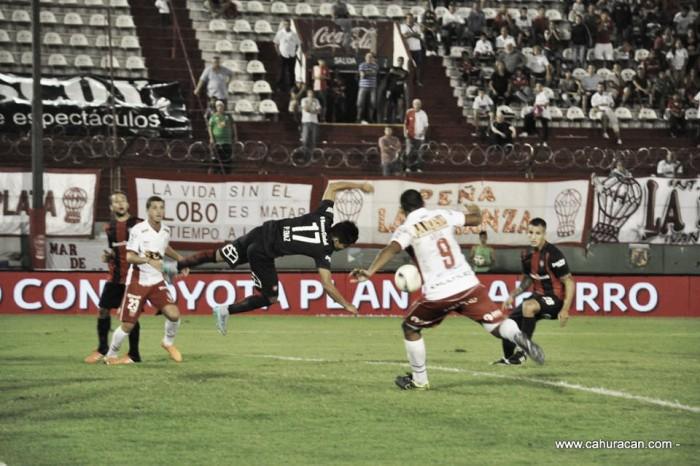 Huracán 1- San Lorenzo 1: el uno por uno del Globo
