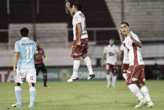 Huracán-Sporting Cristal: Puntuaciones quemeras