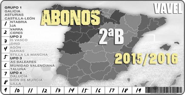 Real Murcia y Racing, los abonos más caros de Segunda B