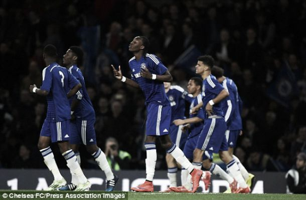 Chelsea 2-1 Manchester City: Abraham and Brown goals seal FA Youth Cup victory for Chelsea