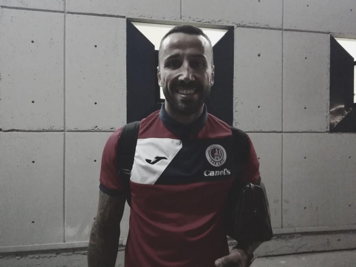 """Mario Abrante: """"La afición puede estar contenta"""""""