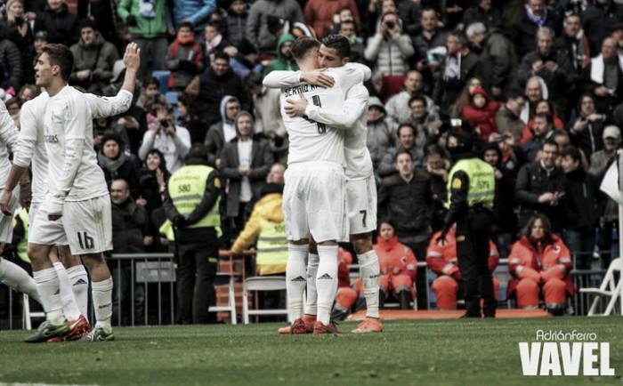 La contracrónica del Real Madrid - Celta de Vigo: El despertar de las bestias
