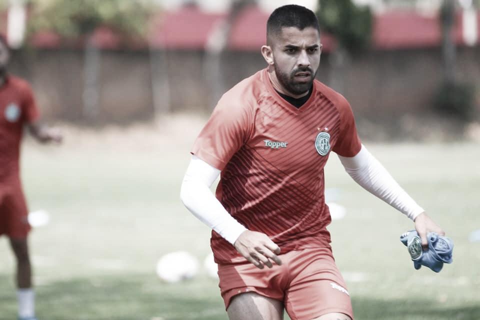 Lucas Abreu comenta boa fase do Guarani e projeta acesso à Série A 2021