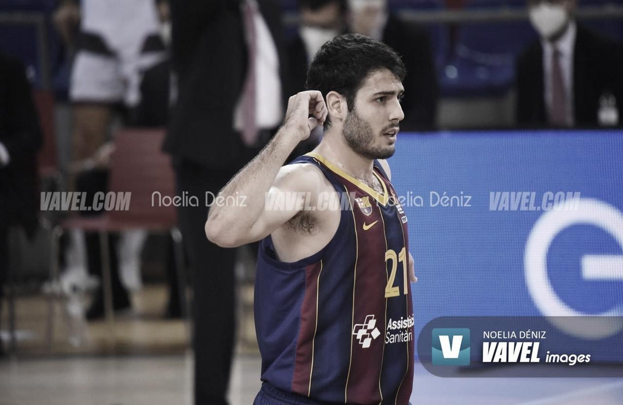 Resumen Barça Basket 69-76 ASVEL en Euroliga