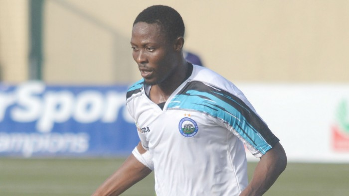 Oriental Derby: Abu Azeez ready to gun down Rangers