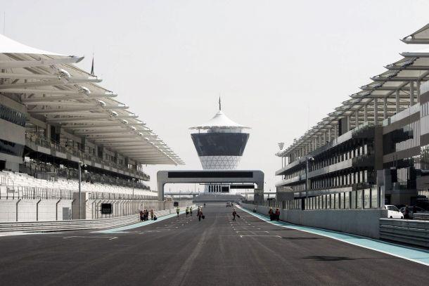 Entrenamientos Libres 2 del Gran Premio de Abu Dhabi 2014 de Fórmula 1 en vivo y en directo online