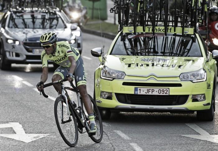 Vuelta 2016, il caso Contador