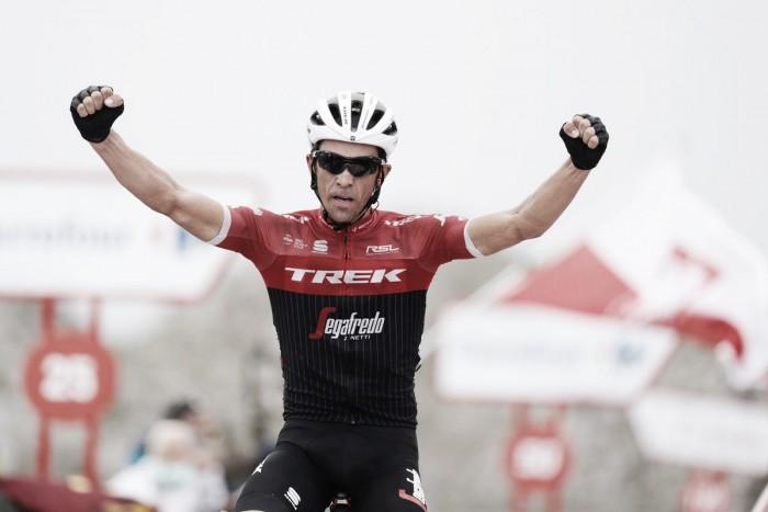 """Ciclismo, Alberto Contador: """"Non torno indietro. Pantani un idolo"""""""