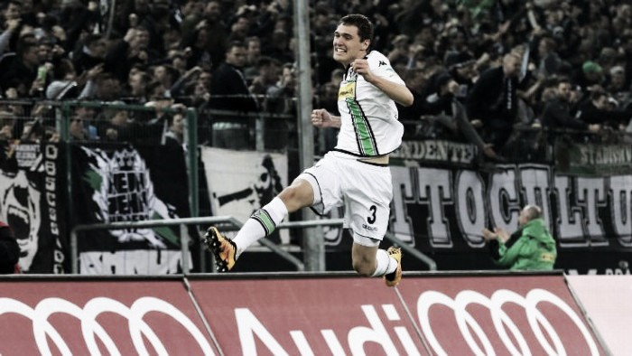 Andreas Christensen wins Borussia Mönchengladbach Player of the Year