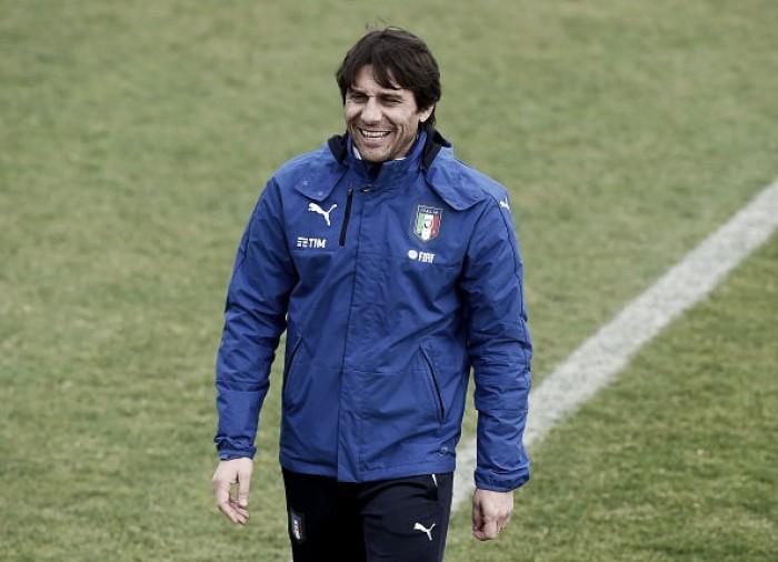 """Italia, Antonio Conte in conferenza: """"Ho già un'idea sulla rosa base da convocare"""""""