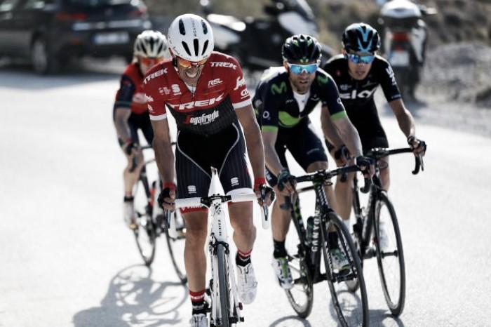 Abu Dhabi Tour 2017, ecco i big: c'è anche Contador