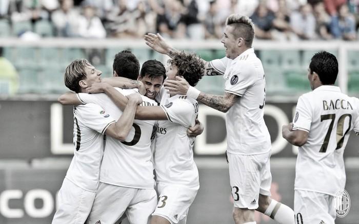 Il colpo di tacco di Lapadula regala i 3 punti al Milan: le parole dei protagonisti