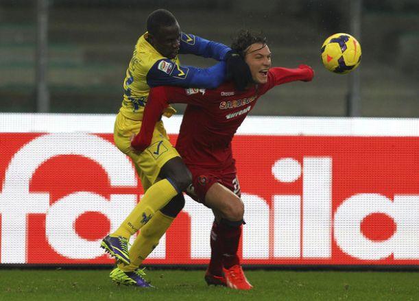 Chievo-Cagliari finisce 0-0, trionfa la noia