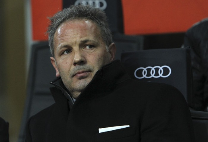 """Verso Roma - Milan, Mihajlovic in conferenza stampa: """"Cerci out? Scelta tecnica"""""""