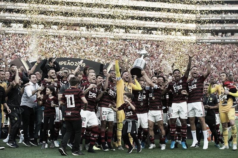 Com título do Flamengo, Brasileirão ganha mais uma vaga na próxima edição da Libertadores