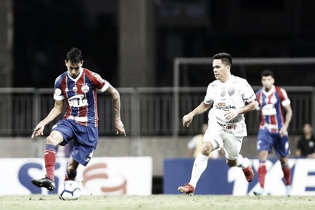 Gols e melhores momentos CSA 0x2 Bahia pela Copa do Nordeste 2020