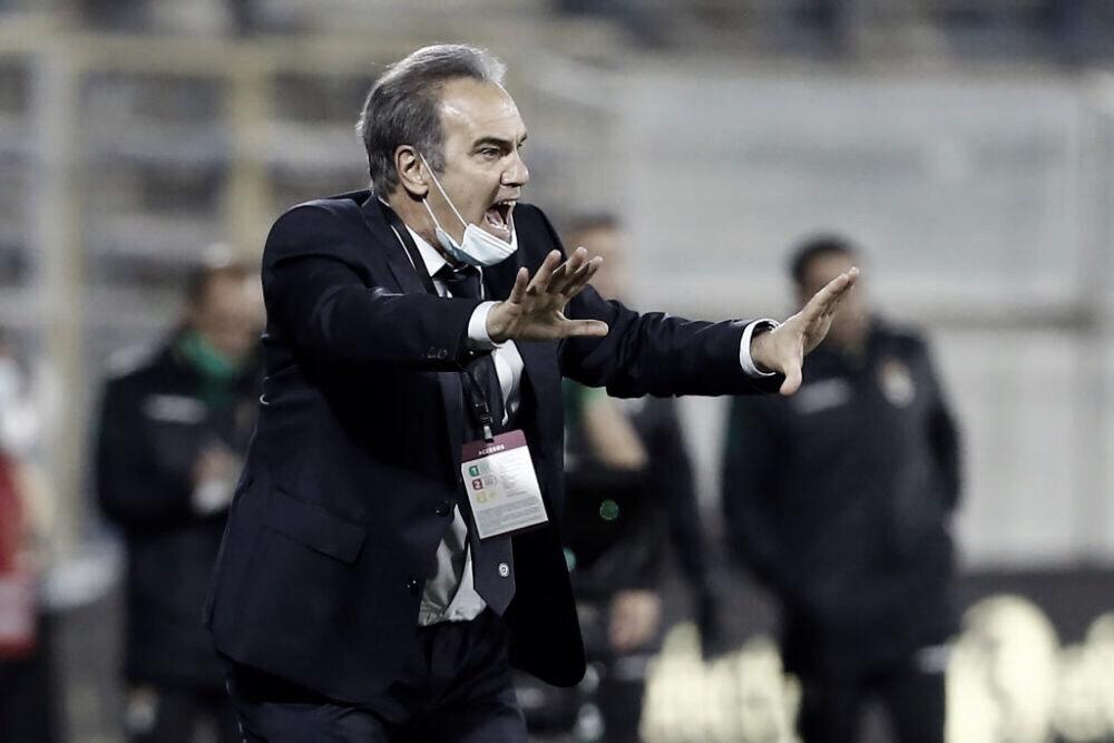 """Martín Lasarte: """"Es un partido de matices, de momentos""""."""