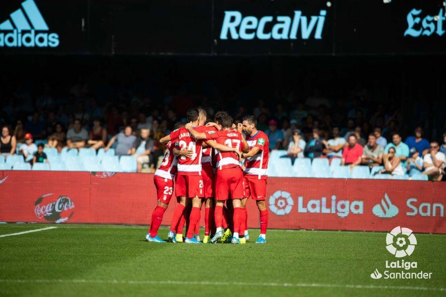 Celta de Vigo - Granada CF: puntuaciones del Granada, jornada 4 de La Liga Santander