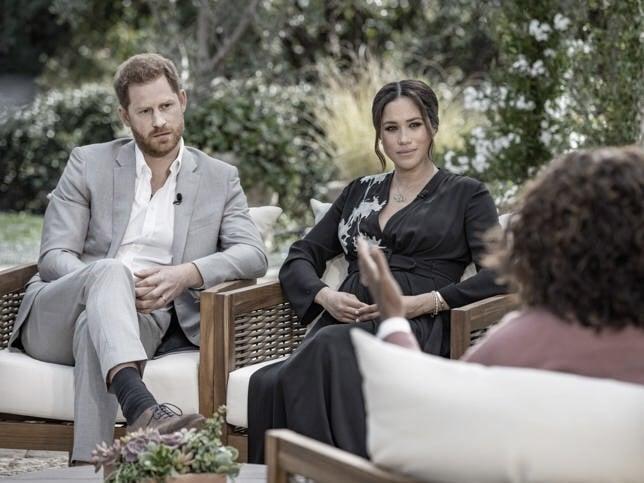 La entrevista más íntima de Meghan y Harry