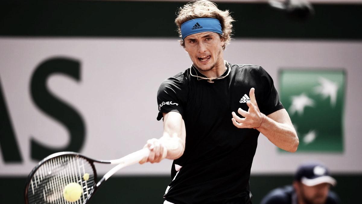 Zverev bate Fognini de virada e marca encontro com Djokovic nas quartas em Roland Garros