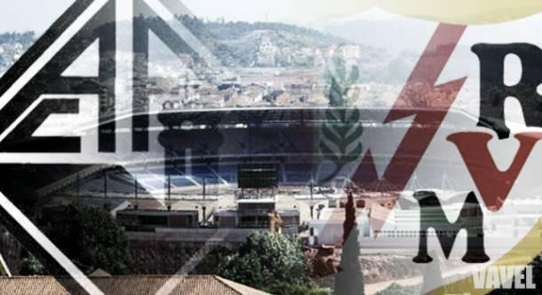 El Rayo se enfrentará al Académica de Coimbra este domingo