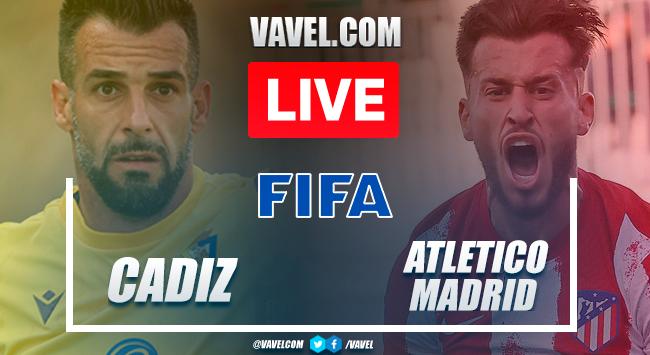 Goals, penalties and highlights: Cadiz (4) 1-1 (2) Atletico Madrid in Preseason Match
