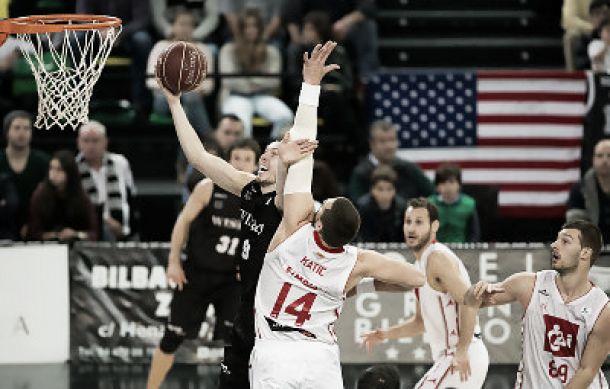 CAI Zaragoza - Bilbao Basket: en busca del playoff