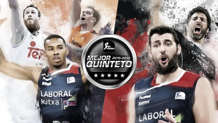 Tres jugadores de Baskonia en los quintetos ideales de la Liga Endesa