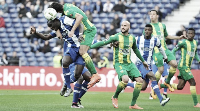 Previa CD Tondela - FC Porto: hora de confirmaciones