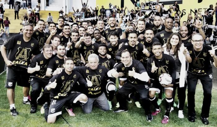 Retrospectiva Ceará 2017: Um ano para entrar para a história do clube