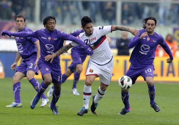 Diretta Fiorentina vs Genoa, Live della partita di Serie A