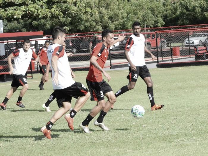 Buscando a liderança, Atlético-GO recebe surpreendente Londrina pela Série B