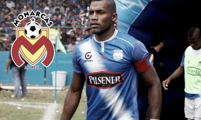El seleccionado ecuatoriano Gabriel Achilier fue transferido a México
