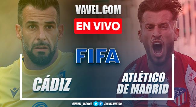 Resumen, goles y penales: Cádiz (4) 1-1 (2) Atlético Madrid en partido amistoso 2021
