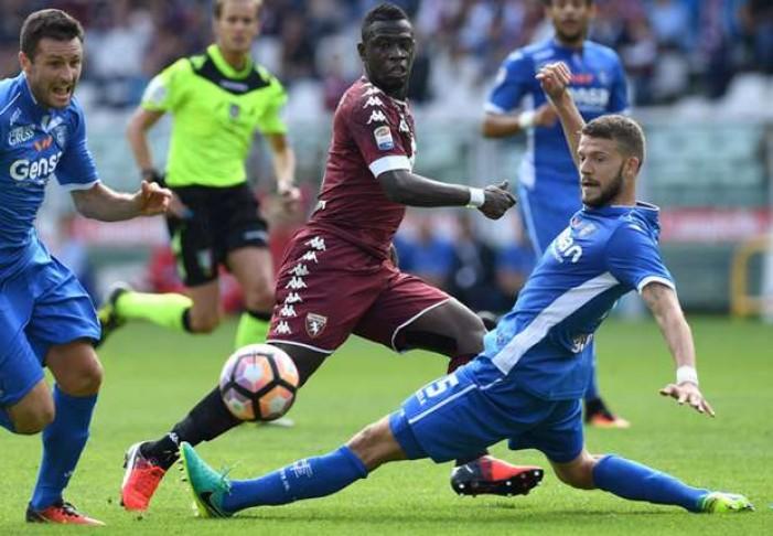Torino - Empoli: tante emozioni ma non basta, finisce 0-0