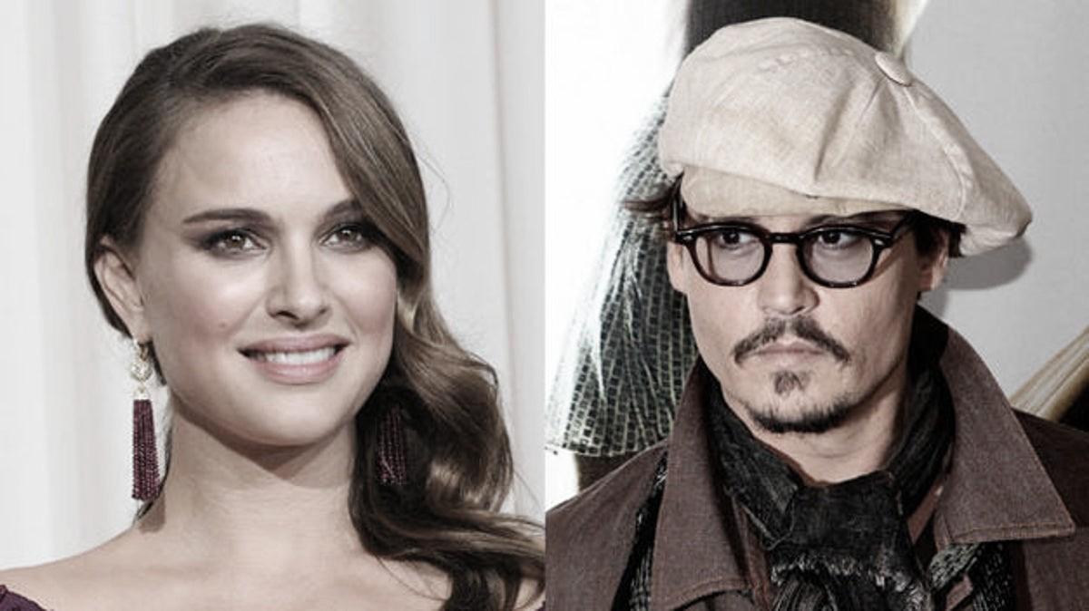 Dos grandes actores que nacieron el mismo día: Johnny Depp y Natalie Portman