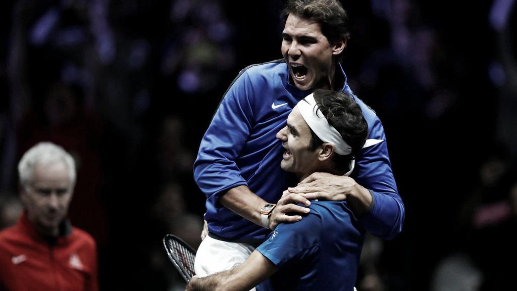 Nadal vs Federer: Los dos tenistas más grandes de la historia